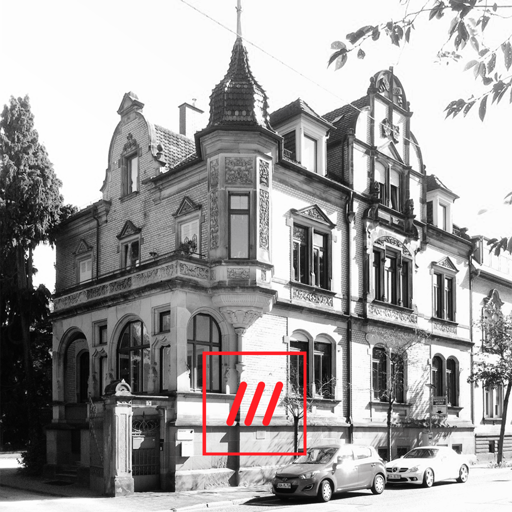 Gebäude Landau